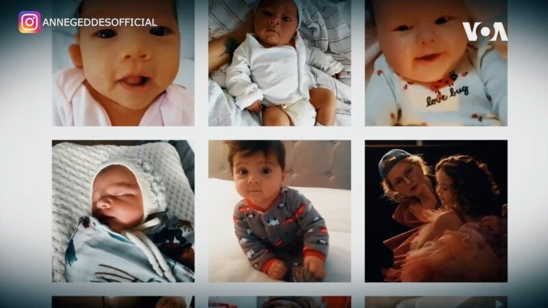 Poznata fotografkinja širi radost kolekcijom slika pandemijskih beba