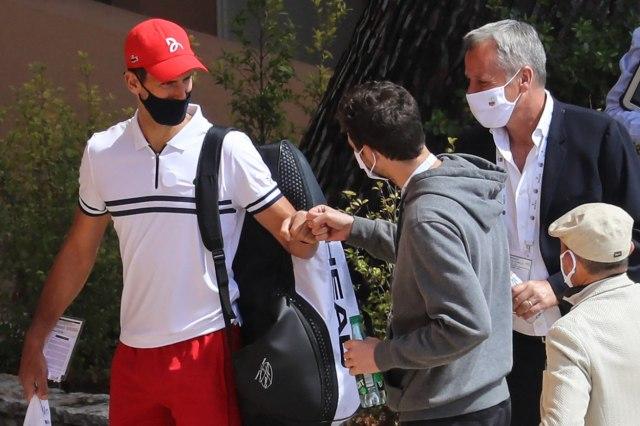 Poznato kada Novak igra protiv Sinera