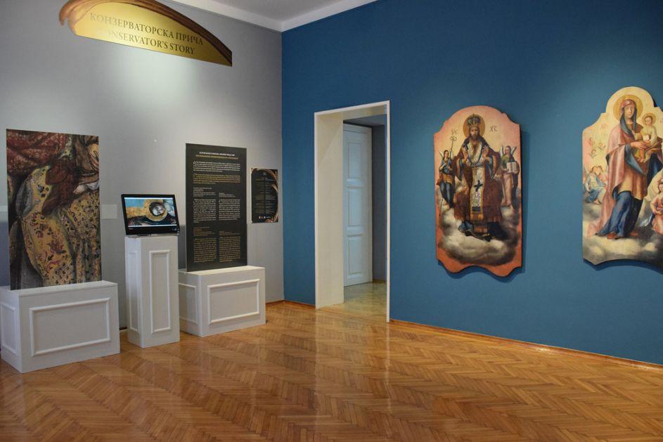 Prateći program izložbe Kračun u Galeriji Matice srpske