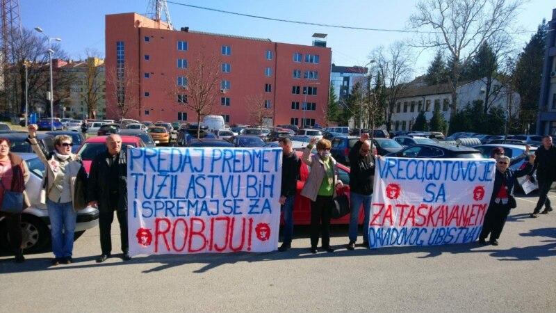 Pravda za Davida: Zahtjevamo da se predmet David Dragičević dostavi Tužilaštvu BiH
