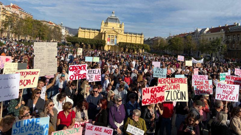 Pravda za djevojčice u gradovima širom Hrvatske