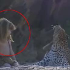 Pravi MOGLI! Odrastala je u društvu OPASNIH ZVERI: Zabeležen svaki korak devojčice u divljini! (VIDEO)