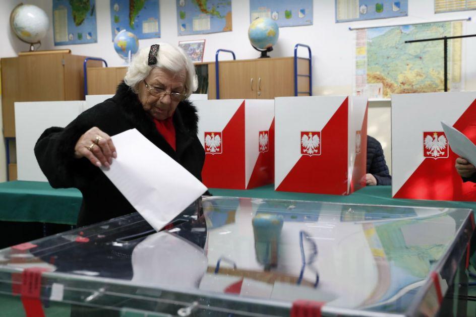Pravo i pravda pobednik izbora u Poljskoj