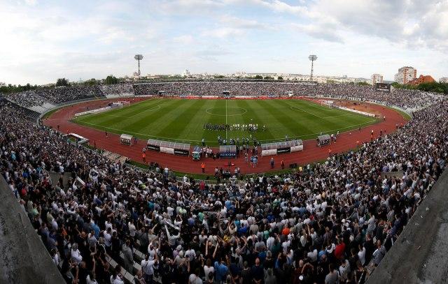 Praznik fudbala u Beogradu