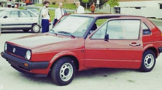 Pre 35 godina iz fabrike TAS u Vogošći izašao prvi Golf II
