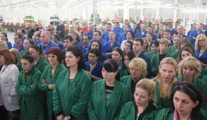 Pre Geoksa iz Vranja otišli i investitori iz Bugarske i Rusije