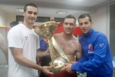 Pre dolaska u Zvezdu sam navijao za Partizan