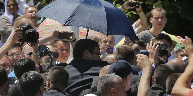 Pre pet godina pokušano ubistvo Aleksandra Vučića u Potočarima
