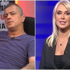 Pre petnaest meseci sam tužila Sergeja Trifunovića Olivera Jovićević: U znak protesta povlačim tužbe protiv njega