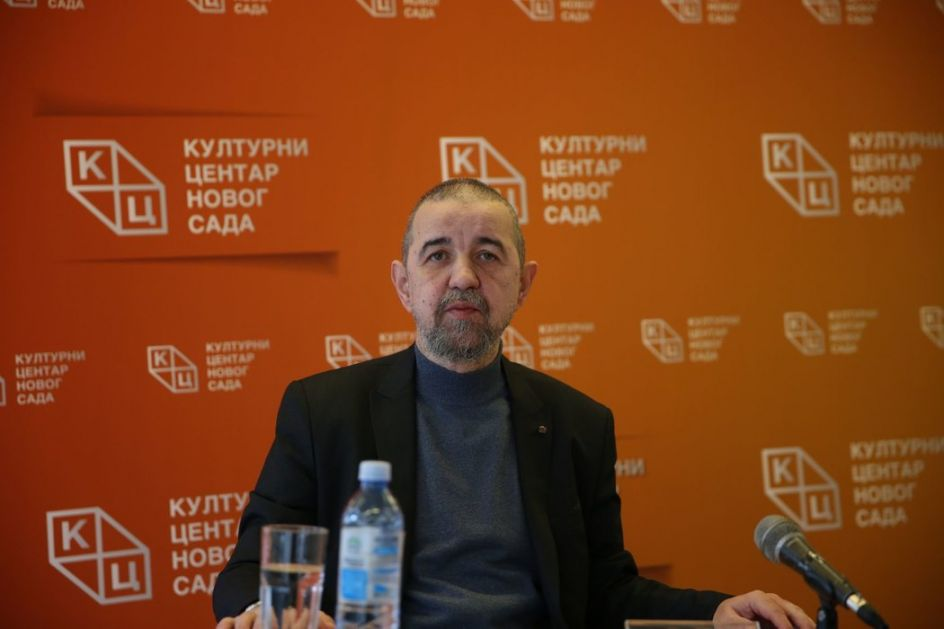 Predavanje istoričara Milovana Balabana Srbima u Americi