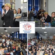 Predavanje prof. dr Danice Grujicic u Kragujevcu, 11. 10. 2018.
