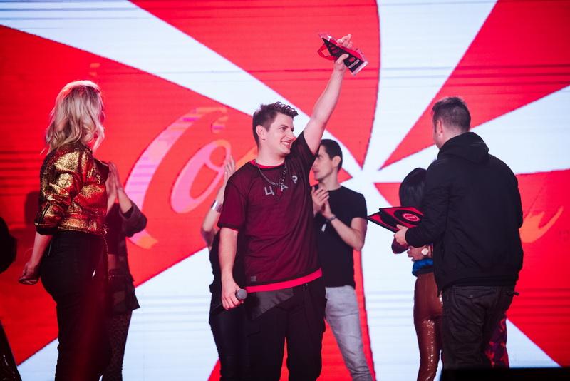 Predrag Simić pobednik prvog online talent show-a u Srbiji Discovered by Coke