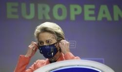 Predsednica EK: Postignut cilj o 70 odsto vakcinisanih u EU
