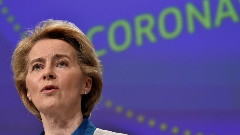 Predsednica Evropske komisije pozdravila obnovu dijaloga Kosova i Srbije