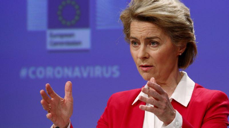 Predsednica Evropske komisije prekršila kodeks videom podrške za HDZ
