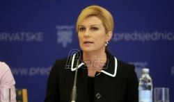 Predsednica Hrvatske: Što pre rešavati sporove sa Srbijom, uporedo s EU integracijom