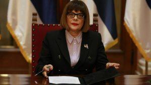Predsednica Skupštine Srbije najavila izborne radnje i šta će SNS raditi tokom kampanje