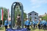 Predsednici Srbije i Mađarske otkrili spomenik Janku Sibinjaninu