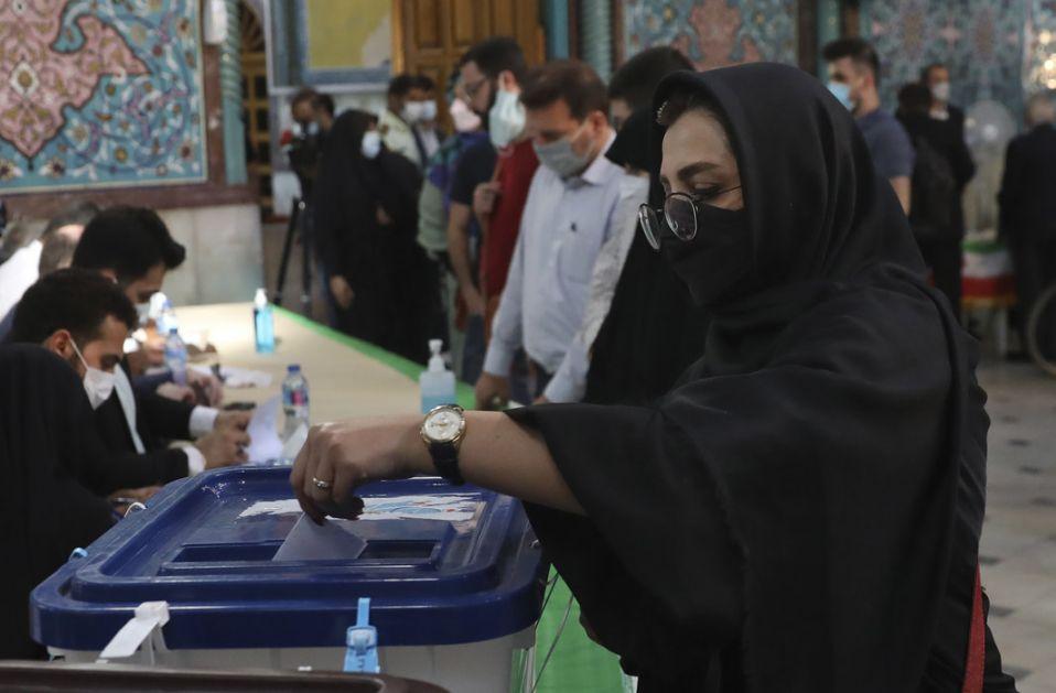 Predsednički izbori u Iranu
