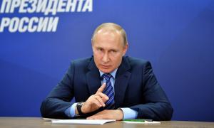 Predsednički izbori u Rusiji 2018. godine: Evo ko će sve Putinu izaći na crtu!
