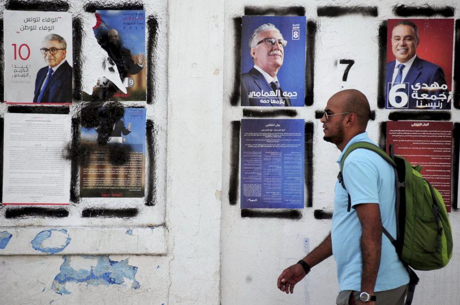 Predsednički izbori u Tunisu