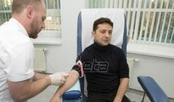 Predsednički kandidati u Ukrajini podrvrgnuti testovima na alkohol i drogu