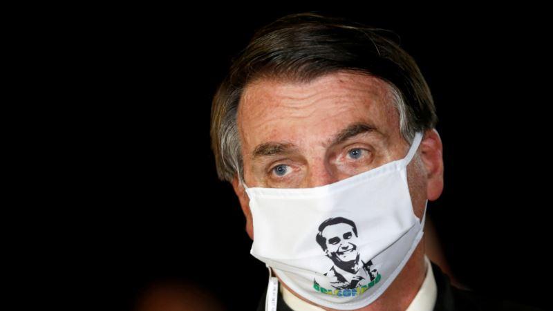 Predsednik Brazila pozitivan na Kovid 19