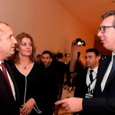 Predsednik Bugarske ukazao veliku čast Vučiću: Zajedno ćemo realizovati zajedničke ciljeve u okviru Evropske porodice!
