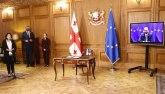 Predsednik Evropskog saveta čestitao na dogovoru koji je postignut u Gruziji