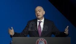 Predsednik FIFA pozitivan na korona virus