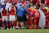 Predsednik FS Danske: Eriksen podvrgnut masaži srca na terenu