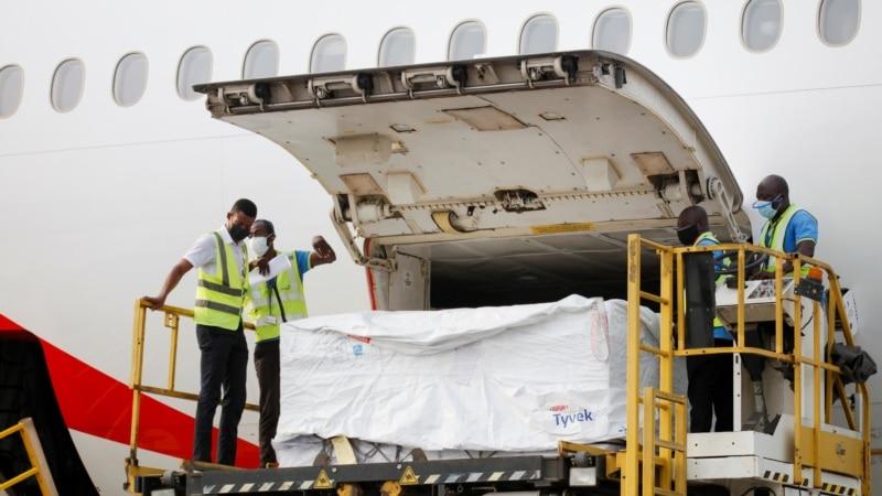 Predsednik Gane prvi na svetu primio vakcinu nabavljenu kroz COVAX sistem