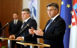 Predsednik Hrvatske poverio Plenkoviću mandat za sastav vlade