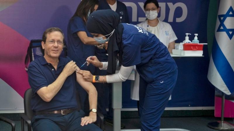 Predsednik Izraela primio treću dozu vakcine protiv korone