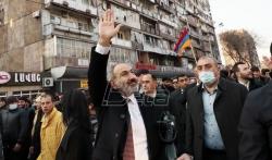 Predsednik Jermenije odbio naredbu premijera da smeni načelnika Generalštaba