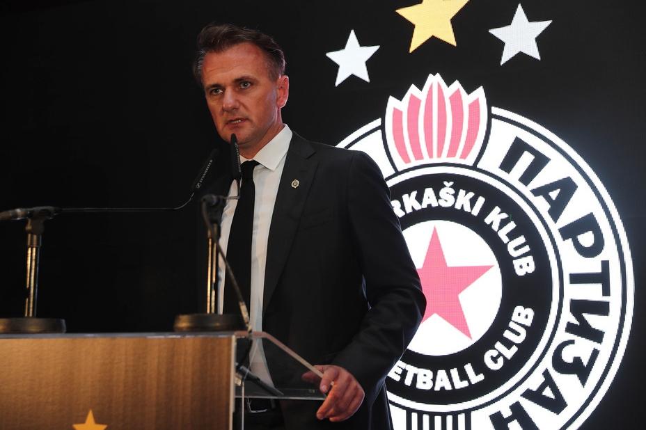 Predsednik KK Partizan: Spremamo nešto VELIKO!