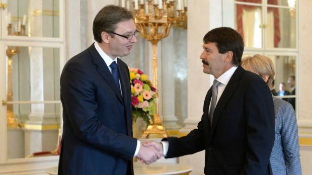 Predsednik Mađarske stiže u Beograd