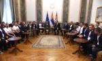 Predsednik: Ništa od dvostrukog suvereniteta, pritisci na Srbiju ne pomažu