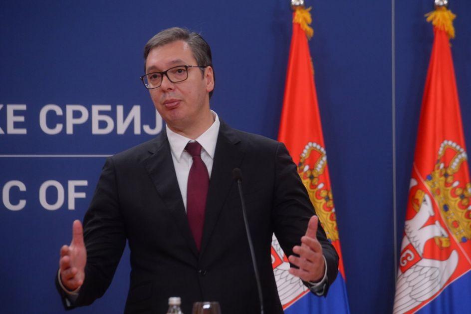 Predsednik: Plašim se međunarodnih konferencija o Kosovu i Metohiji