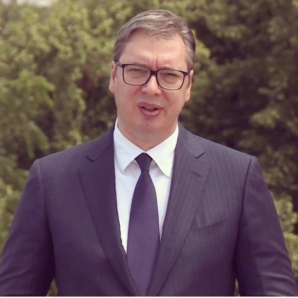 Predsednik poručio Srbima u Crnoj Gori: Uz vas smo, glavu gore! (VIDEO)