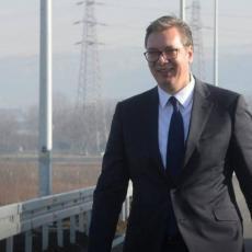 Predsednik Republike Srbije Aleksandar Vučić biće gost emisije Četvrtkom u 9 na televiziji RTS