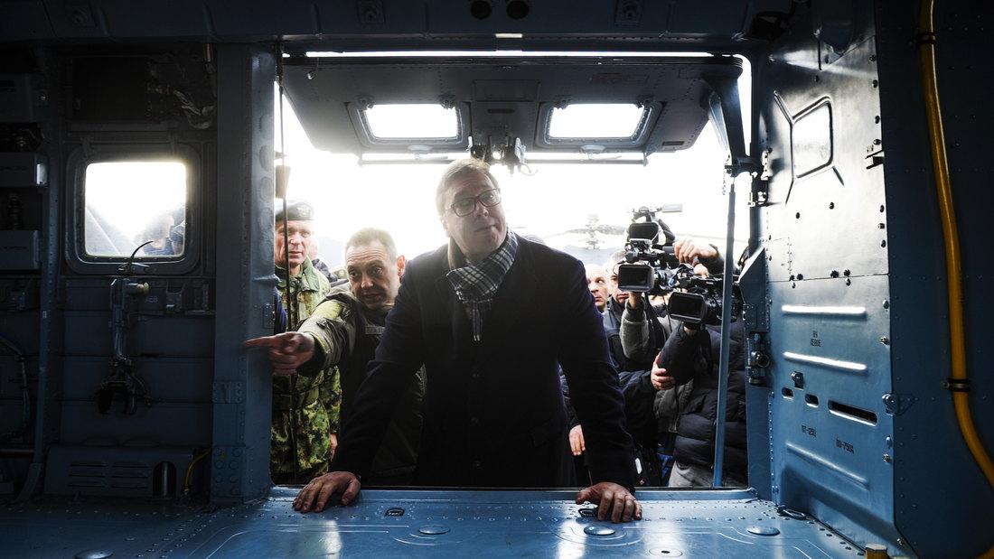 Predsednik: Samo jednu metu imaju i ovde i u Prištini – mene
