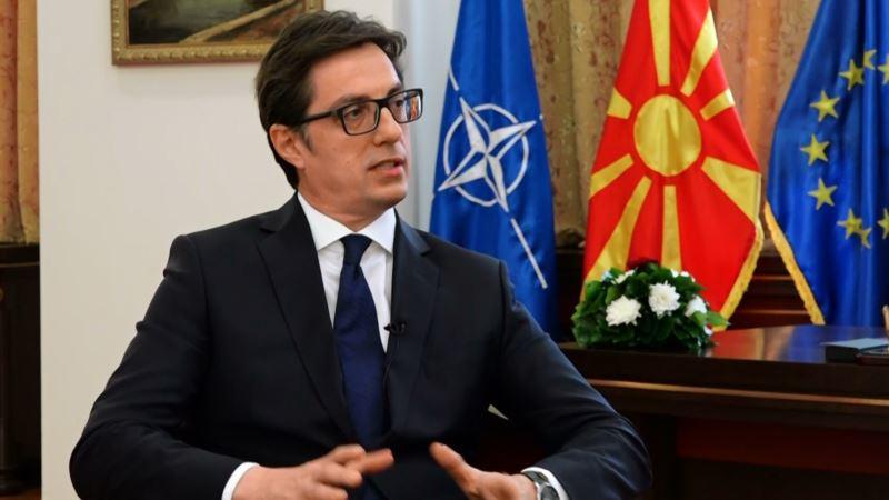 Predsednik Severne Makedonije: Bez garancija Pariza za pregovore sa EU