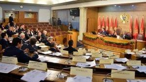Predsednik Skupštine Crne Gore saslušan u Tužilaštvu, neće da kaže zašto