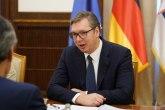 Predsednik Srbije čestitao Datunašviliju