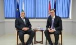 Predsednik Srbije razgovarao sa bugarskim kolegom o saradnji i energetskim projektima
