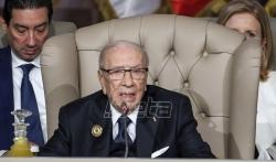 Predsednik Tunisa ponovo u bolnici