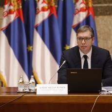 Predsednik Vučić danas sa Janezom Kopačem