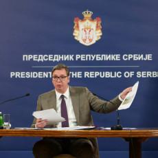 Predsednik Vučić danas sa delom opozicije: Predstavljanje izveštaja o KiM Radnoj grupi za međustranački dijalog