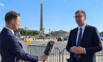 Predsednik Vučić iz Pariza: Protesti se organizuju jer neki žele da se DOČEPAJU VLASTI!